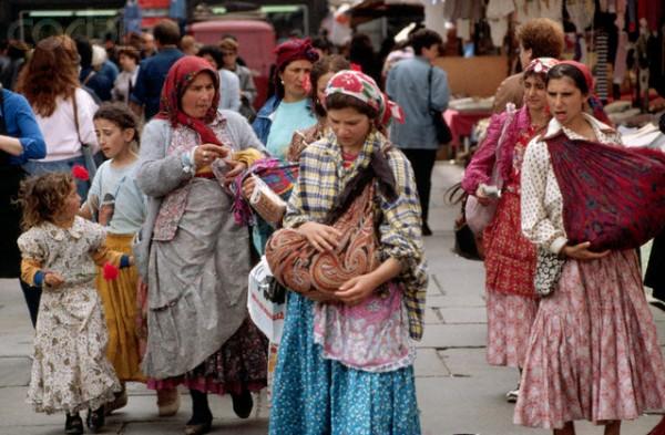 Italian Gypsies